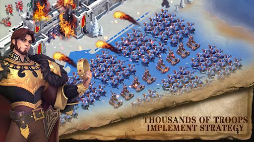 War and Empires: 4X RTS Battle screenshots 2