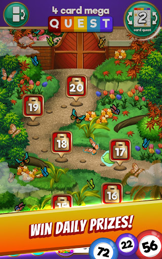 Bingo Quest - Summer Garden Adventure  screenshots 14