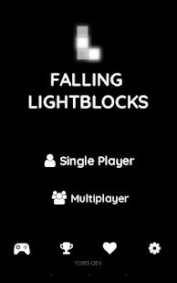 Falling Lightblocks Classic Brick with Multiplayer