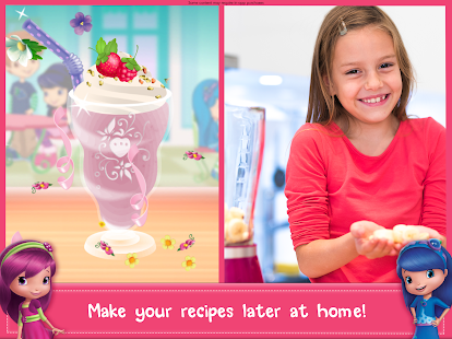 Strawberry Shortcake Sweet Shop Screenshot