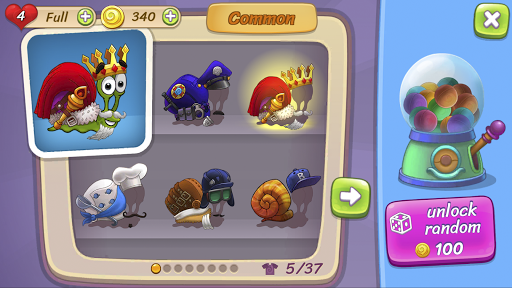 Snail Bob 3 Apkfinish screenshots 3