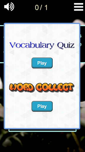 Vocabulary Quiz and Word Collect - Word games 2020 1.1.06 screenshots 1