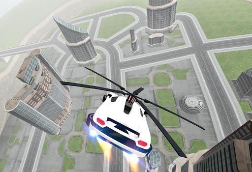 Flying Car Rescue Flight Sim 3.1 screenshots 8