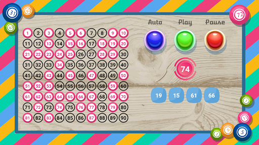 Super Tambola Number Generator, multiplayer online screenshots 1