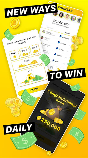 Lucky Day - Win Real Money 7.2.3 screenshots 7