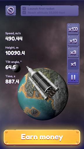 Elon Mars: 3D Spaceflight Simulator 1.5.5 screenshots 3