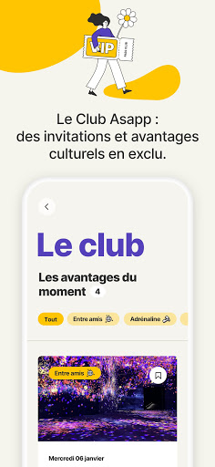 ASAPP Lyon - Actu, sorties, loisirs screenshot 5