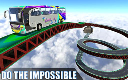 Impossible Bus Simulator Tracks Driving 1.7 Screenshots 15