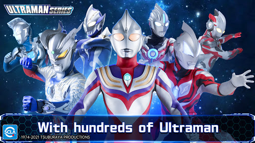 Ultraman: Legend of Heroes  screenshots 8