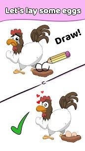 Draw a Line MOD Apk 0.7 (Unlimited Money) 5