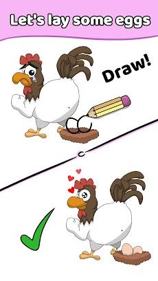 Draw a Line: Tricky Brain Testのおすすめ画像5