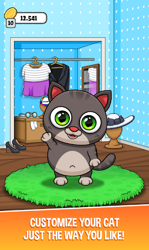 oliver the virtual cat screenshot 2