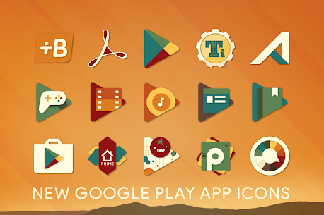 Dynasty Retro Icon Pack v4.5 [Patched] 4