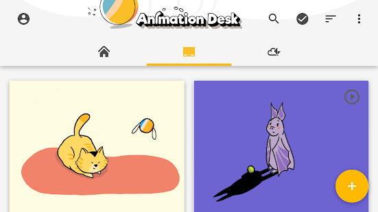 Animation Desk  Make Your Animation and Cartoons Screenshot