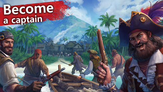 Mutiny: Pirate Survival (MOD, Free Craft) 1