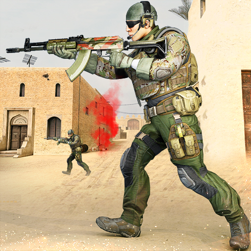 US Army Fighting Games: Kung Fu Karate Battlefield