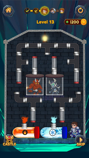 Hero Pipe Rescue: Water Puzzle 2.3 screenshots 23