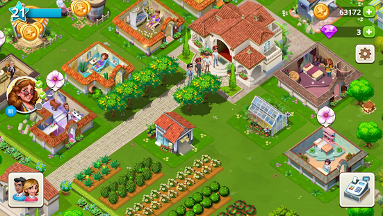 My Spa Resort: Grow, Build & Beautify Screenshot