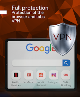 Web Browser - Private Browser With Free VPN
