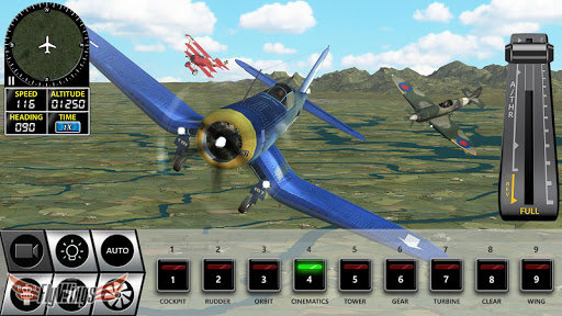 Flight Simulator 2016 FlyWings Free apkdebit screenshots 22