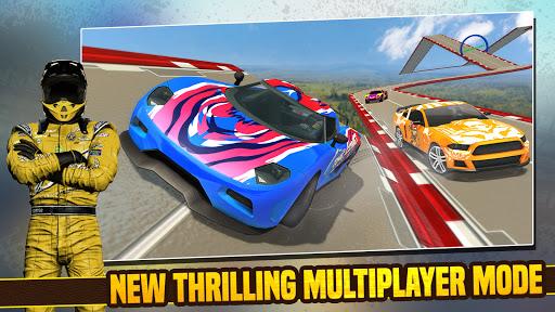 Impossible Stunt Car Tracks 3D modavailable screenshots 8