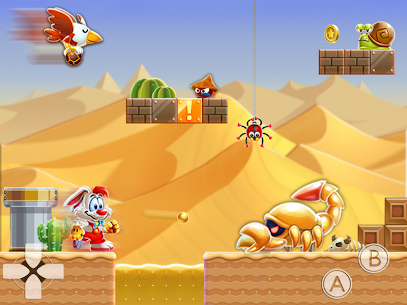 Super Speedy Bunny – Rabbit Adventure Game Hack for Android and iOS 4
