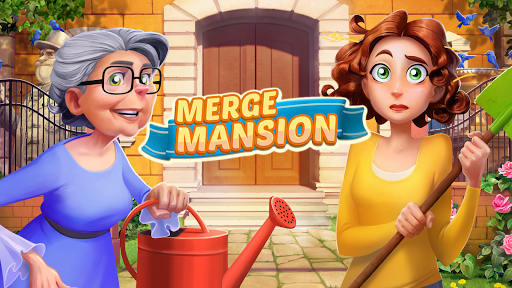 Merge Mansion - The Mansion Full of Mysteries  screenshots 7
