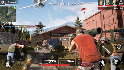 Critical strike : Gun Strike Ops - 3D Team Shooter apkpoly screenshots 14