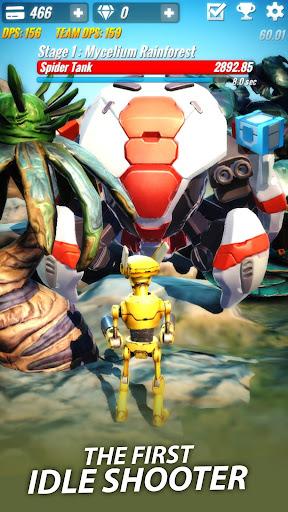 Infinity Legion: Idle Shooter  screenshots 1