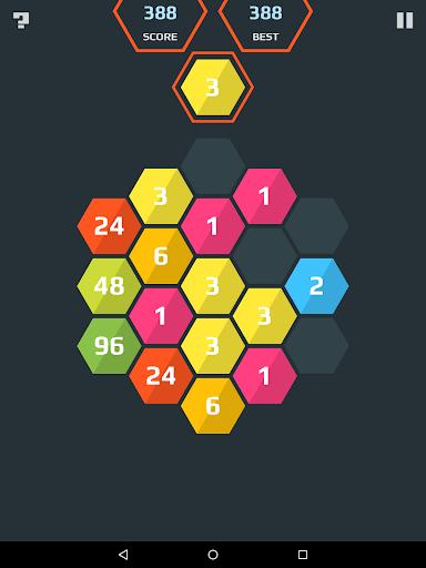 HexaMania Puzzle 1.10.7 screenshots 14