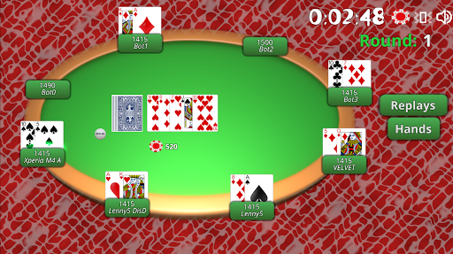 BlueTooth Poker 8 - Texas Holdem Game android2mod screenshots 6