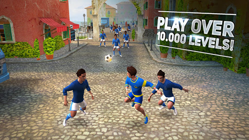 SkillTwins: Soccer Game - Soccer Skills  screenshots 2
