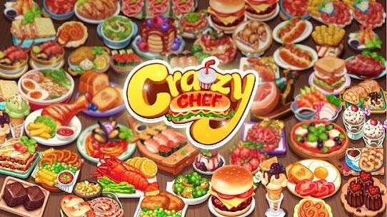 Crazy Chef: لعبة الطبخ السريعة 7