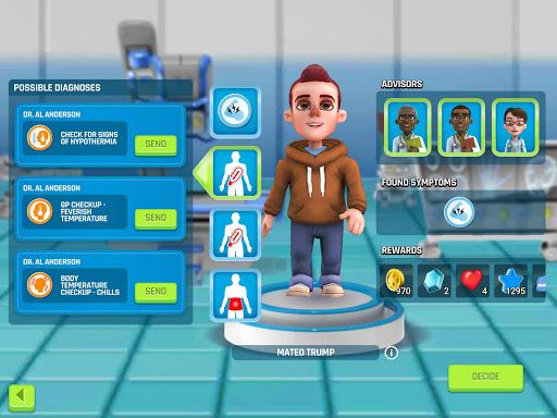 Dream Hospital - Health Care Manager Simulator apkpoly screenshots 15
