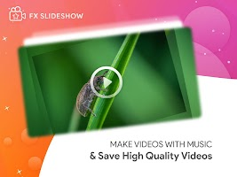 FX Slideshow: Make slideshow with music very fast