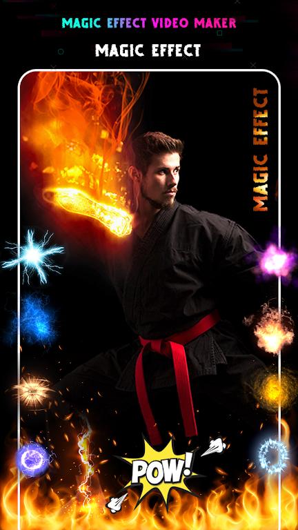 Magic Video Editor : Magic Video Effects poster 4