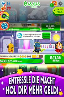 Cash, Inc. Geld-Klickspiel & Unternehmensabenteuer Screenshot