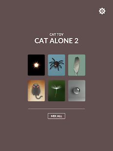 CAT ALONE 2 - Cat Toy Screenshot