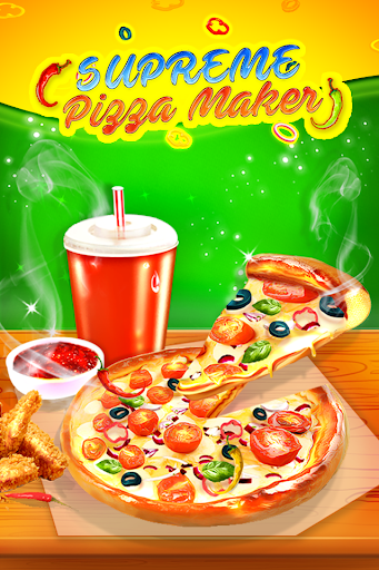 Supreme Pizza Maker - Kids Cooking Game 1.1.4 de.gamequotes.net 5
