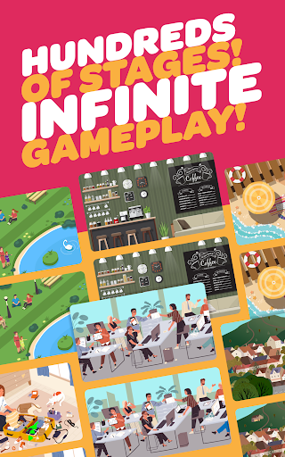 Infinite Differences - Find the Difference Game! screenshots 9