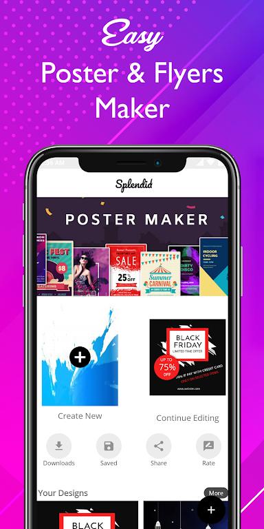 Poster Maker Flyer Maker 2020 free graphic Design  poster 1