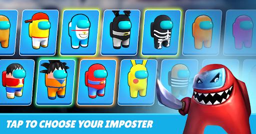 Imposter Dodge: Giant rush & Join clash 2.0 screenshots 4