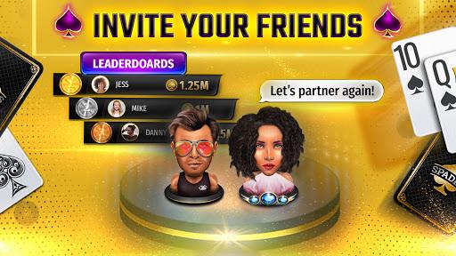 Spades Royale - Best Online Spades Card Games App  screenshots 2