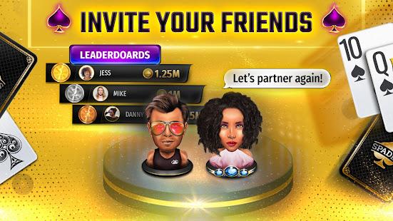 Spades Royale - Online Spades Card Games App 2.4.155 Screenshots 2