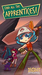 Light Apprentice – Comic Book RPG MOD APK 1.6.1.1 (FRE Purchase) 1