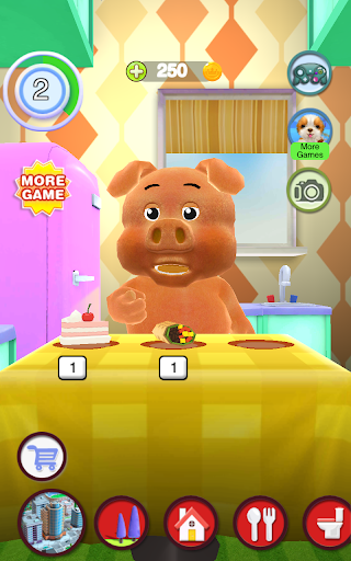 Talking Piggy 2.19 screenshots 10