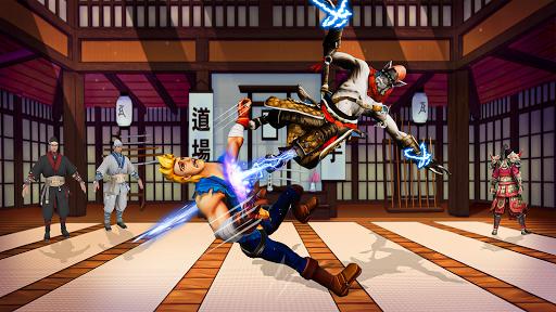 Kung Fu Karate Fighting Games: Pro Kung Fu King 3D apk 3.0 screenshots 1