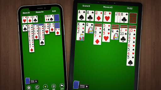 Solitaire - Offline Games  screenshots 7