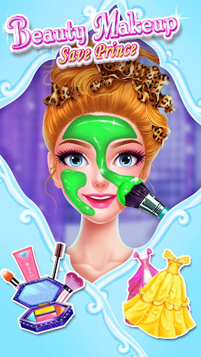 👸🤴Princess Beauty Makeup - Dressup Salon 3.3.5038 screenshots 3