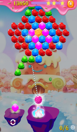Candy Shooter - Bubble Pop 2020 apkslow screenshots 6